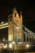 The Tower Bridge, London in the night 3.jpg