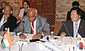 The Union Minister for Labour and Employment, Shri Mallikarjun Kharge addressing the Ministerial Summit at the XIX World Congress on Safety and Health at Work, in Istanbul, Turkey on September 11, 2011.jpg