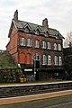 The Waiting Room, Hunts Cross railway station (geograph 3787220).jpg