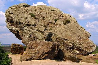 Agglestone Rock - The Agglestone
