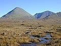 The bottom of Glen Sligachan - geograph.org.uk - 1804557.jpg