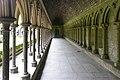 The cloister - Mont St Michel (32798285691).jpg