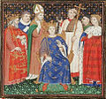 The coronation of Philippe II Auguste in the presence of Henry II of England.jpg