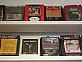 The display case at the 8 Track Museum (14198777158).jpg