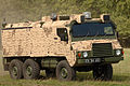 The new Vector vehicle on display on Salisbury Plain. MOD 45147350.jpg