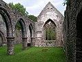 The ruined church of St. John the Baptist, Llanwarne - geograph.org.uk - 951602.jpg
