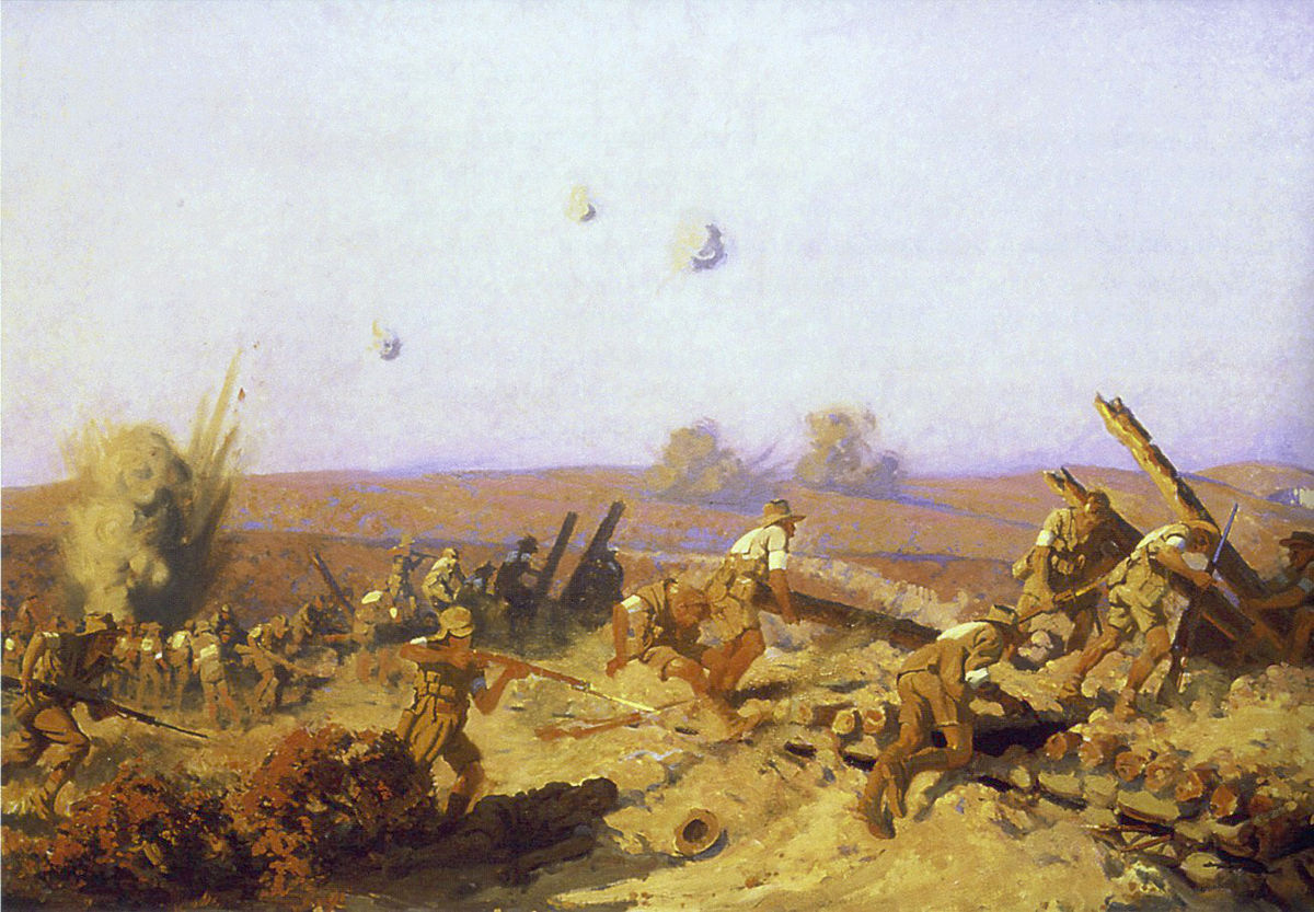 battle of lone pine