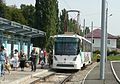 The tram line from the station to the Donetsk city center (2).JPG