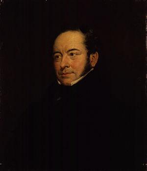 Theodore Hook - Theodore Hook, portrait by Eden Upton Eddis