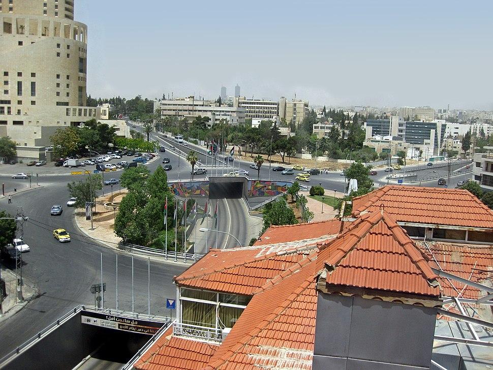 Third Circle - Zahran Street