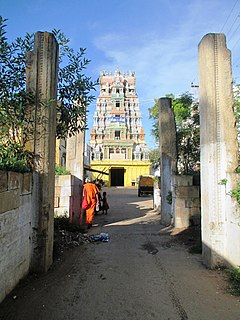 Pushpavaneswarar temple Temple in India