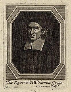 Thomas Gouge English minister