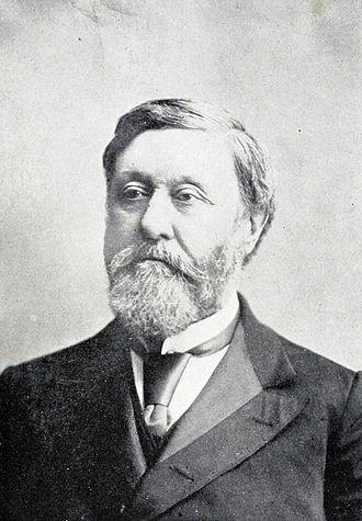 Thomas H. Nelson - Hon. Thomas H. Nelson, circa 1894.