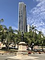 Thomas Joseph Byrnes Memorial, Centenary Place, Brisbane 03.jpg