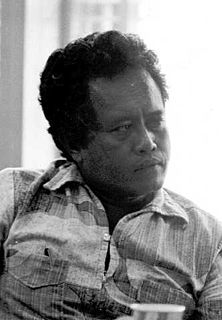 Thomas Remengesau Sr. President of Palau