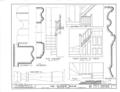 Thomas Painter House, West Haven, New Haven County, CT HABS CONN,5-HAVW,2- (sheet 15 of 18).png