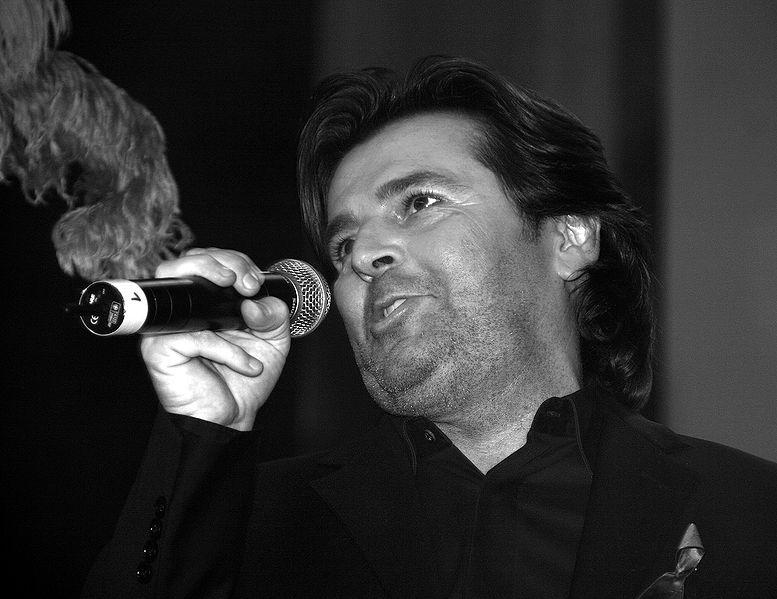 Thomas Anders cântă la Bucureşti la 10 decembrie