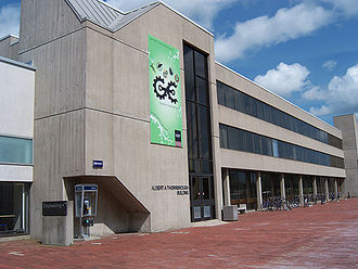 College of Engineering and Physical Sciences (University of Guelph) - Albert A. Thornbrough Building