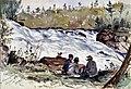 Three Men and a Dog at Shawinigan Falls.jpg
