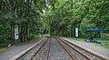 Thuringia asv2020-07 Thüringerwaldbahn in Friedrichroda img3.jpg