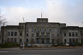 Thurston County Courthouse (Olympia, Washington).jpg