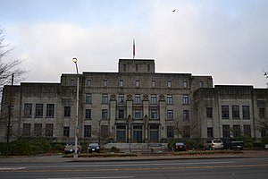 Thurston County, Washington - Image: Thurston County Courthouse (Olympia, Washington)