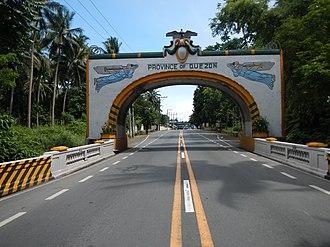 Tiaong - Image: Tiaong San Pablojf 1298 02