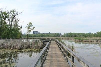 Szlak promenady nad wodą