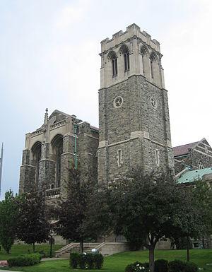 Timothy Eaton Memorial Church - Timothy Eaton Memorial Church in 2008