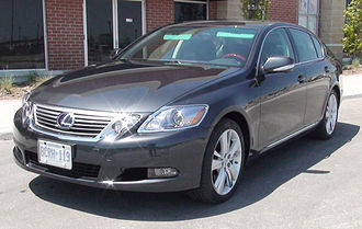 Lexus - 2006 GS 450h, first rear-wheel drive hybrid