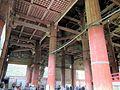 Todai-ji Daibutsu-den Hall National Treasure 国宝東大寺大仏殿29.JPG