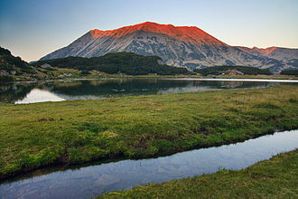 Mila Rodino - Image: Todorka peak red