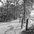 Toegangshek aan het begin van de oprijlaan naar het kasteel - Zuilen - 20226036 - RCE.jpg