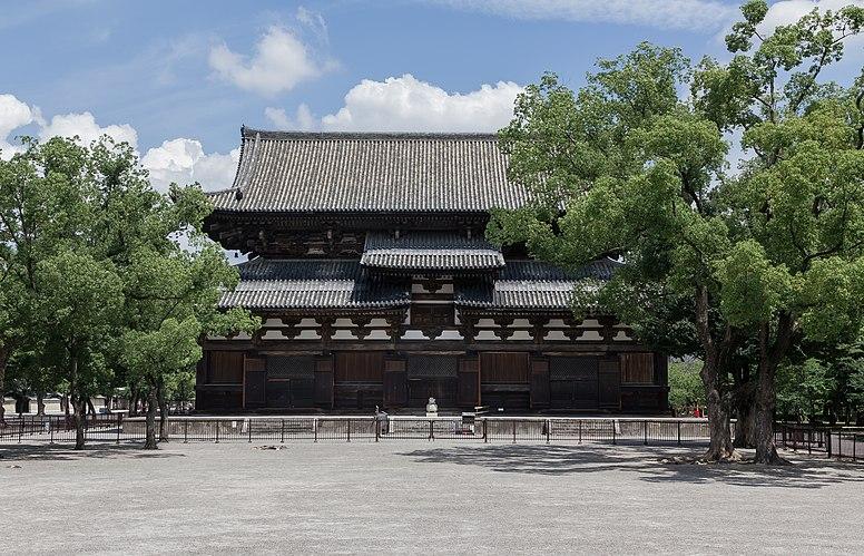 Toji - Golden Hall