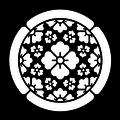 Tokudaiji-ke Hanakaku inverted.png