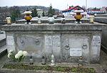 Tomb of Bezucha family at Central Cemetery in Sanok 3.jpg