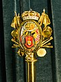 Top scepter Grand Master Order of Saint Hubert Munich Bavaria Germany.jpg