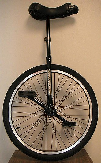Unicycle - A Torker unicycle