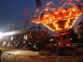 Tornado Ride - Picture of Las Vegas Mini Gran Prix Family Fun ...