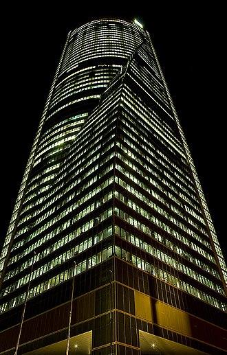 Torre Espacio - Image: Torre Espacio (Madrid) 08