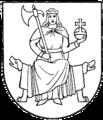 Torshälla vapen, Nordisk familjebok.png