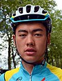 Tour de l'Ain 2014 - Stage 4 - Zhandos Bizhigitov.jpg