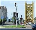 Tower Bridge, Sacramento, California - panoramio.jpg