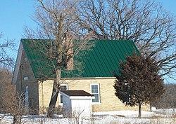 Hình nền trời của Buffalo, Wisconsin