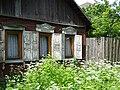 Traditional Facade with Flowers - Vitebsk - Belarus (27056731663).jpg