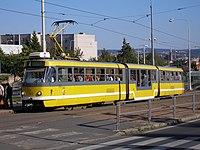 Tramvaj Tatra K3R-NT v Plzni