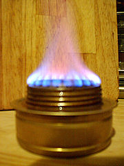 Trangia-burner