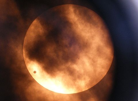 2012 transit of Venus from Woodstock, Maryland