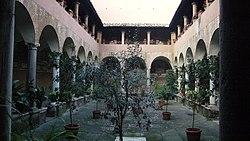 Trastevere - s Onofrio chiostro 1060348.JPG