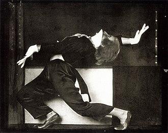 Expressionist dance - Hilde Holger 1926.